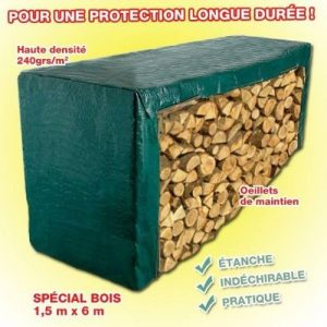 Provence Outillage 5106 Bâche verte 240 g/m 2 x 8 m de la marque Provence Outillage image 0 produit