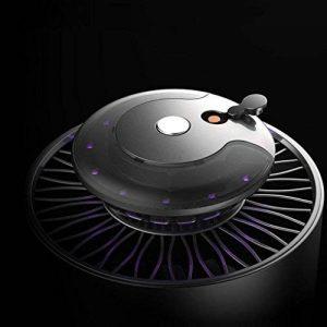 Providethebest Mosquito électrique Insecticide Piège Lumière moustiques Zapper Tueur d'insectes Lampe d'intérieur Bug Fly Stinger Pest Controllor US Plug Noir de la marque Provide The Best image 0 produit