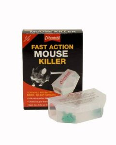 Rentokil PSF135 Double piège à souris Action rapide de la marque Rentokil image 0 produit