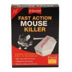 Rentokil PSF135 Double piège à souris Action rapide de la marque Rentokil image 1 produit