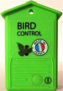 REPULSIF ELECTRONIQUE POUR CHASSER LES PIGEONS 20m2 de la marque Bird Control image 0 produit
