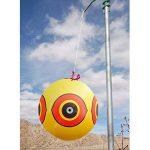 Rocita Bird Répulsif Scary œil Ballons Éloignez Pest Bird à partir de cours, jardins et fermes, Ward Off Pic, pigeons, hirondelles de la marque Rocita image 2 produit
