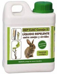 """Répulsif Lapins et Les Cervidés Rep """"clac 1 Lt de la marque AGH image 0 produit"""