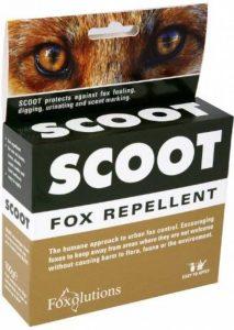 Répulsif renard Scoot 50g Sachets (Lot de 2) de la marque Foxolutions image 0 produit