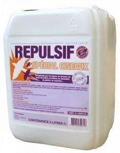 Répulsifs naturels oiseaux 5 litres répulsifs liquides anti oiseaux naturels de la marque Générique image 0 produit