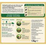Scotts Miracle-Gro patch magic sac de semence à gazon, engrais et fibre de coco 3,6kg de la marque Scotts Miracle-Gro image 2 produit