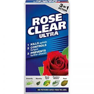 Scotts Miracle-Gro Rose Clear Ultra Insecticide et fongicide universel liquide concentré 200 ml de la marque Scotts-Miracle-Gro image 0 produit