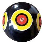 SEICOSY Bird Répulsif Scary œil Ballons Pegion & Sparrow Deterrnet Ultrasonore Ballon Lot de 3(Jaune + Noir + Blanc) de la marque SEICOSY image 1 produit