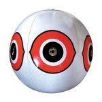 SEICOSY Bird Répulsif Scary œil Ballons Pegion & Sparrow Deterrnet Ultrasonore Ballon Lot de 3(Jaune + Noir + Blanc) de la marque SEICOSY image 2 produit