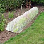 Serre tunnel de protection en polaire du potager contre les insectes de la marque Other image 1 produit