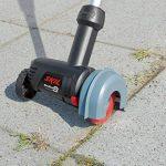Skil 0700AA Weedbuster Désherbeur électrique avec Brosse Nettoyage (500W, fonction Téléscopique, Easy Storage) de la marque SKIL image 2 produit