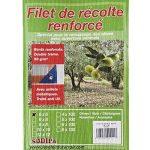 Sodipa 06392 Filet à Olive Vert 6 x 6 m 50 g/m² de la marque Sodipa image 2 produit