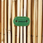 SODIPA Outillage , Plaquette de fixation vert (30 plaquettes + 4m20 de fil) de la marque Provence Outillage image 2 produit