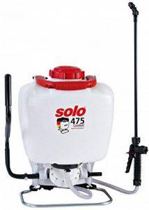 Solo 475Pompe à dos comfort de la marque Solo image 0 produit