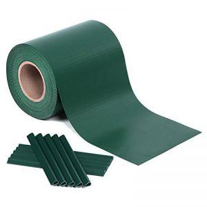 Songmics Rouleau de Brise-vue Paravent Couverture de clôture vert en PVC pour Jardin GPJ040L de la marque SONGMICS image 0 produit