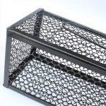 Souricière métal pliante rat Parasite ATTRAPEUR pièges ANTI-PARASITES humain Cage - Large de la marque Quemu image 2 produit