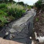 Spudulica Puisard, Français d'évacuation ou Allée Membrane–1.1m de large x 10m de long (11m2) de la marque Spudulica image 4 produit