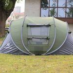 Star home - Tente de camping/randonnée 3 saisons, green de la marque STAR HOME image 2 produit
