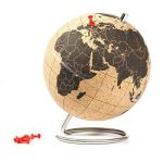 SUCK UK Mini globe en liège de la marque Suck image 4 produit