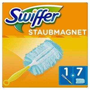 Swiffer Kit de démarrage (Poignée + 7Lingettes de la marque Swiffer image 0 produit