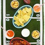 Talking Tables Mix and Match Chemin de Table en Gazon Synthétique pour Jeux, Anniversaire, Goûter Festif, Pâques, Mariage et Festivités, Vert (L150xl40cm) de la marque Talking-Tables image 3 produit