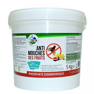 TERRA NOSTRA Phosphate Diammonique Appât mouches des fruits Seau 5 Kg Utilisable en agriculture biologique de la marque TERRA NOSTRA image 0 produit