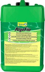 Tetra Pond Algofin - Anti Algue de Référence pour Bassin de Jardin - Efficace sur tous les Types d'Algues dès le Premier Traitement - bidon de 3 litres de la marque Tetra image 0 produit