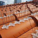 Tifanti - Accessoire anti-oiseaux en acier inoxydable - Tient les oiseaux, les pigeons, les mouettes à l'écart - lot de 10 de la marque TIFANTI image 2 produit