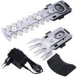 Timbertech Taille-haie avec deux lames différentes (sans barre télescopique)Vert3,6V Li–Ion de la marque Timbertech® image 1 produit