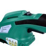 Timbertech Taille-haie avec deux lames différentes (sans barre télescopique)Vert3,6V Li–Ion de la marque Timbertech® image 3 produit