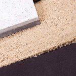 Tissu de lutte contre les mauvaises herbes 50gm 1.5m x 8m noir de la marque Parkland image 2 produit