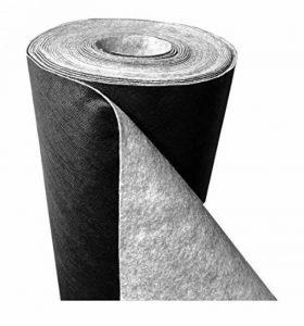 Toile de paillage Premium indéchirable 150g/m²-75m x 1,0m x 1,3mm (l x L x h) de la marque Qualitätsvlies trading-point24 Denise Richter image 0 produit