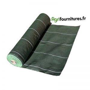 Toile Paillage Verte - Toile Hors-Sol PRO Haute Résistance 130 gr /m2 Rouleau de 100m de la marque Beaulieu International Group image 0 produit