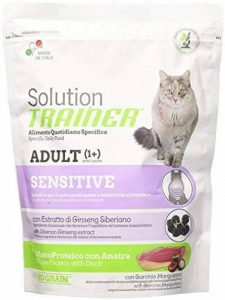Trainer Natural TR. Chat Solution Sensitive Canard GR 300 de la marque Trainer Natural image 0 produit
