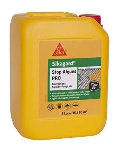 Traitement algicide et fongicide concentré - Sikagard Stop Algues PRO - 5L de la marque SIKA FRANCE S.A.S image 0 produit