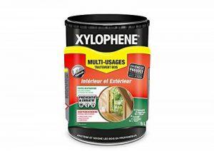 Traitement Bois Multi-Usages, Xylophene - Incolore, 5L de la marque Xylophene image 0 produit