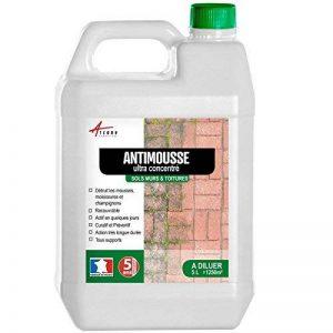 Traitement fongicide concentré : élimine les mousses, algues et lichens ANTIMOUSSE ULTRA CONCENTRE de la marque ARCANE INDUSTRIES image 0 produit