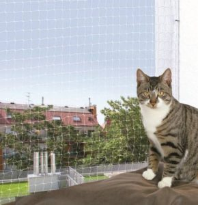 Trixie Filet de Protection Transparent 4 × 3 m pour Chat de la marque Trixie image 0 produit