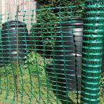 True Products B1001F 50m Standard Plastique en maille filet Barrière Treillis de rouleau–Vert de la marque True Products image 2 produit