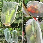 TTPLANET Lot de 30Garden Fleur de fruits Sac de protection insectes Mosquito Bug Net Barrier Sac de la marque TTPLANET image 4 produit