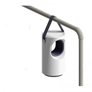 Tueur d'insecte professionnel Solar-PoweredOutdoor Insect Killer Le Buzz Fly Catcher utilise des ondes sonores pour éloigner les moustiques Super efficace Mosquito Killer de la marque FEI image 0 produit
