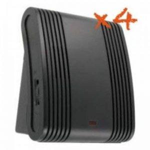 Ultrason anti pigeon de 20 à 40m² Bird Repel lot de 4 Weitech de la marque weitech image 0 produit