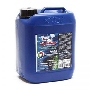 Vanya AlgenStopp 5000ml Éliminie prolifération algues Anti- algues de la marque WilTec image 0 produit