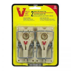 Victor M142E Piège à souris Powerkill - élimination efficace de la marque Victor image 0 produit