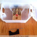 Victor M930U Dispositif de piège à rat verrouillable - Transparent de la marque Victor image 4 produit