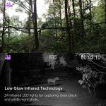Victure Caméra de Chasse 12Mp 1080P Détecteur de Mouvement Infrarouge de Vision Nocturne de Grand Angle 120° Étanche IP66 Pièges Photographiques Appareil Photo de Surveillance pour Animaux et Sécurité de la marque Victure image 4 produit