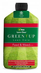Vitax Green Up Engrais liquide pour pelouse 1l de la marque Vitax Ltd image 0 produit