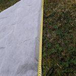 Voile hivernage HOUSSE X12 – 1mx1m – ANTIGEL - Arbre – Arbuste – Plante – Transparent – Protection - Blanc - Sac – Tissu – Toile – Forçage – Anti insecte – Voiles – Voilage – Housses d'hivernage – pot – Hiver - Froid de la marque InnoGarden© image 4 produit