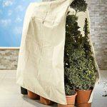 WENKO Protecteur pour plantes 240 x 200 cm, beige - Beige de la marque Wenko image 1 produit