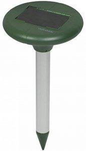 Woodside - Anti-taupes/anti-rongeurs solaire - système d'ultrasons de la marque Woodside image 0 produit